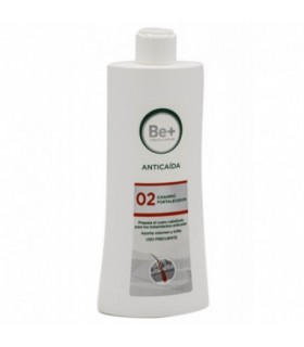 Be+ Champú Fortalecedor Anticaida 250 ml