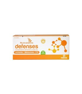 Nutralactis defenses 14 cápsulas