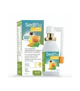 Sediflu spray garganta 15ml