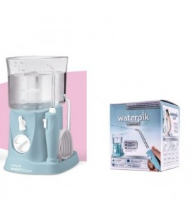 Irrigador bucal eléctrico Waterpik  WP-300 TRAVELER viajes con adaptador