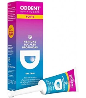 Oddent forte gel oral 8 ml