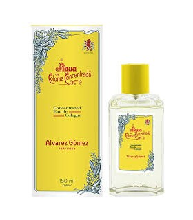 Estuche colonia Alvarez Gómez 150 ml+spray hidroalcoholico 150 ml