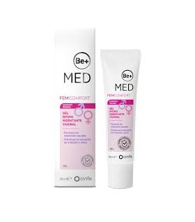 Be+ Med Femcontrol gel intimo hidratante vaginal 30ml